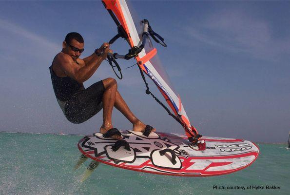#Bonaire Windsurf Place Pateon Saragoza