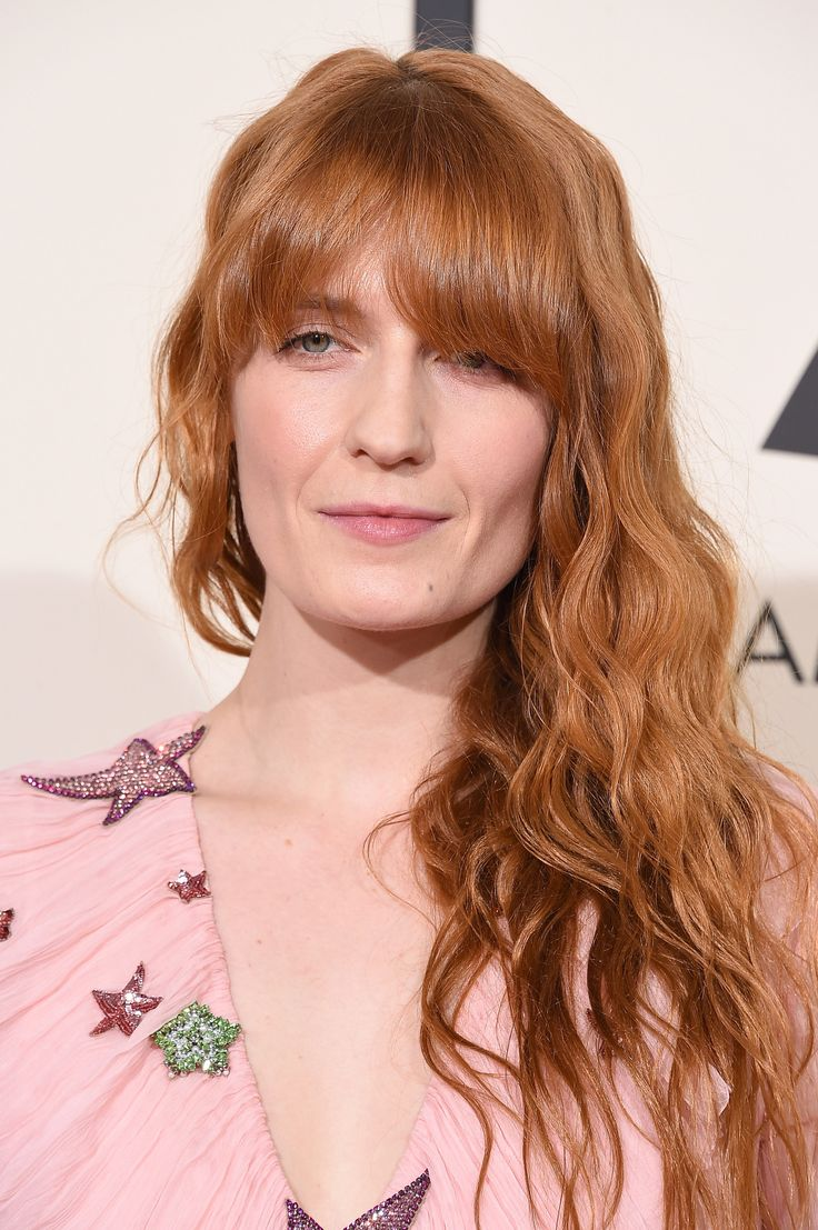 Porm celebrity hairstyles - Florence Welch
