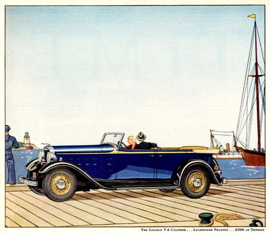 1000 ideas about lincoln motor company on pinterest for Lincoln motor car company