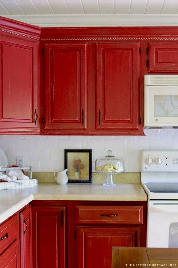 Kitchen design tips The mirror will reflect light off the window