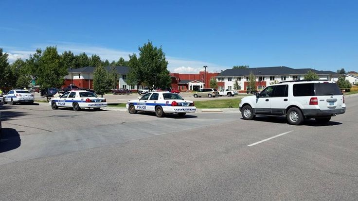 A 77-year-old man living at a Wyoming senior citizen apartment complex shot three people at the facility Wednesday before turning the gun on…