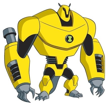 Photo of Armodrillo for fans of Ben 10: Ultimate Alien.