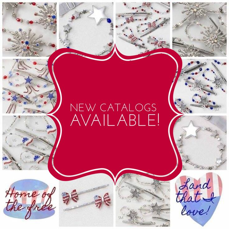New Catalog - Red, white and blue-tiful! — It's summer!  And it's hot!  Have you been getting lots of use from your flexi clip?  I hope so!  You can request a brand new Style Guide (catalog) for free by clicking the link below to provide your address.  As always, I'm eager to hear from you!  Feel free to contact me or join my customer group Lilla Rose VIP - To Do Good Things on Facebook.    I'm Rebekah Behrens and I'm Making Life Beautiful - One Woman at a Time