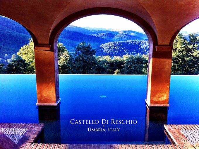 The Cool Hunter - Castello Di Reschio, Umbria, Itália