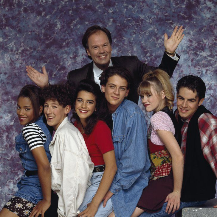 Pin for Later: Why You Already Totally Recognize Beyoncé's New Stepsister  Bianca's breakout role was on Saved by the Bell: The New Class in 1993. She starred as Megan Jones.