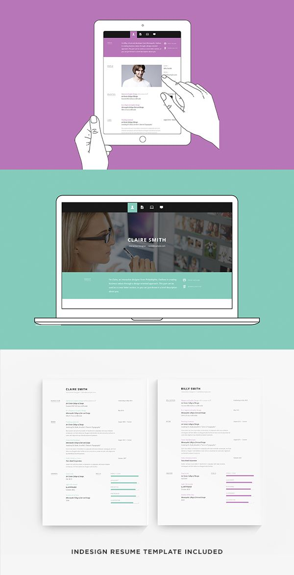 83 best vCard images on Pinterest Resume, Creative curriculum - user interface designer resume
