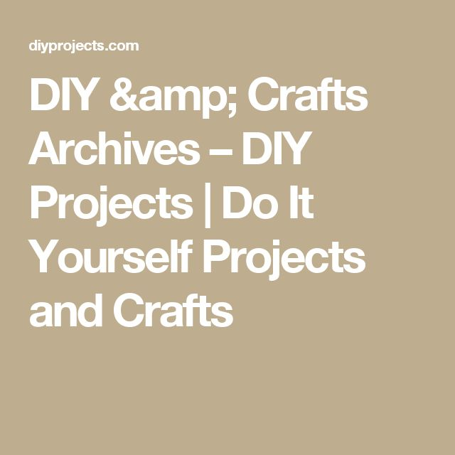 Already Did It Diy Crafts: 17 Best Ideas About Do It Yourself Crafts On Pinterest
