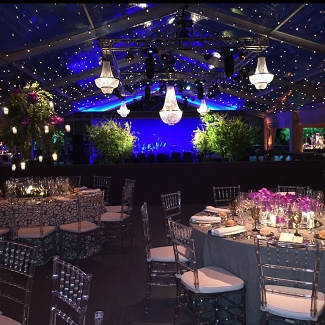 Wedding In A Marquee On Vineyard Take These Crystal Chandeliers For An Amazing Result You Can Hire Them