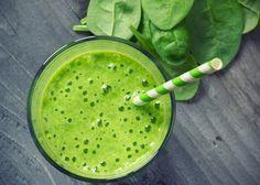 Die 5 besten Grüne Smoothie Rezepte zum Abnehmen - Grüne Smoothies