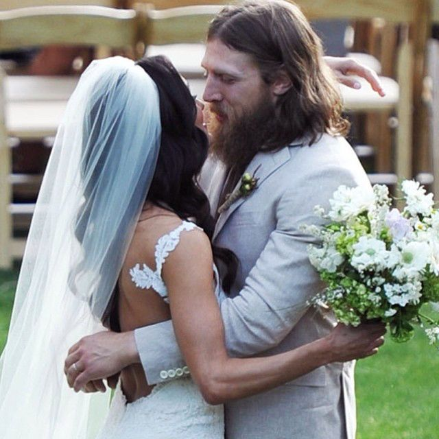 Total Divas Star Brie Bella Speaks Out About Husband Daniel Bryan's WWE Retirement: ''A New Journey Awaits Us''  Brie Bella and Daniel Bryan's Wedding