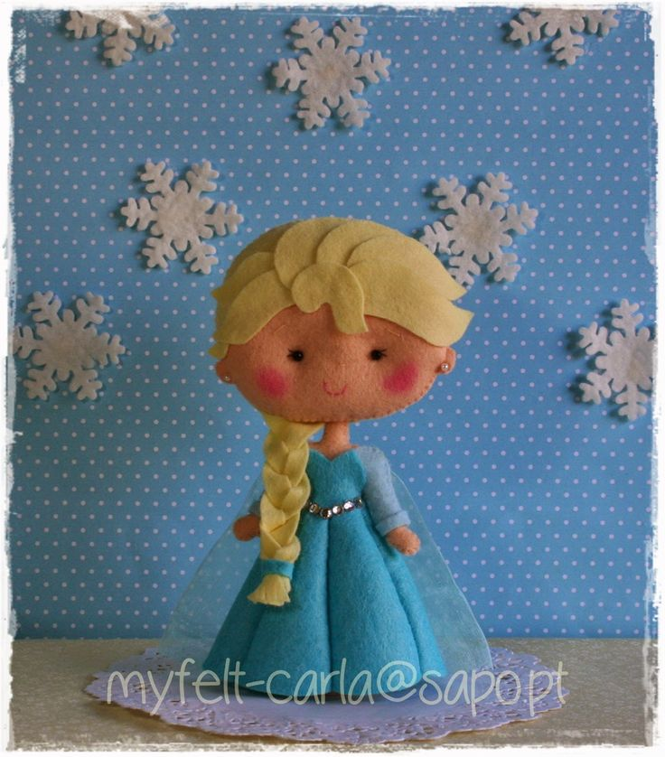 Elsa - Frozen!