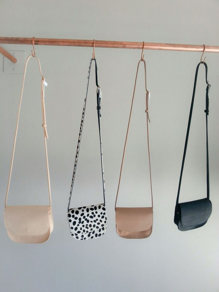 SanneRose bags&accessories. Dutch label.