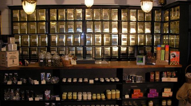 Tante T - Copenhagen   Our teashop in Kødbyen!