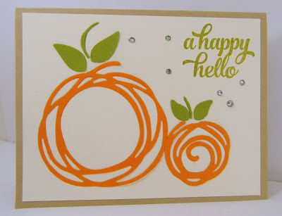 Personally Yours: A Happy Hello Pumpkin Swirl
