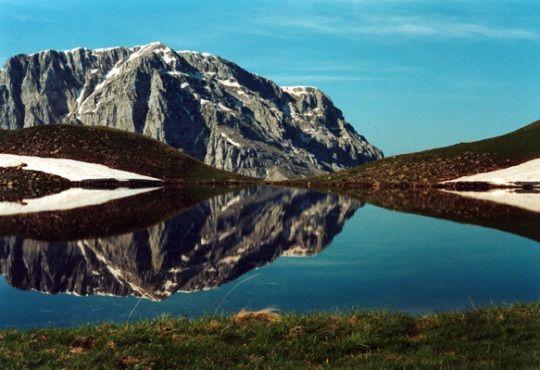 VISIT GREECE| Tymfi Dragon Lake