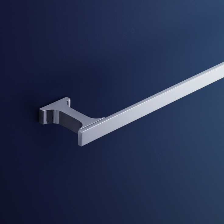 Dorf Jovian Single Towel Rail - 800mm $151.60