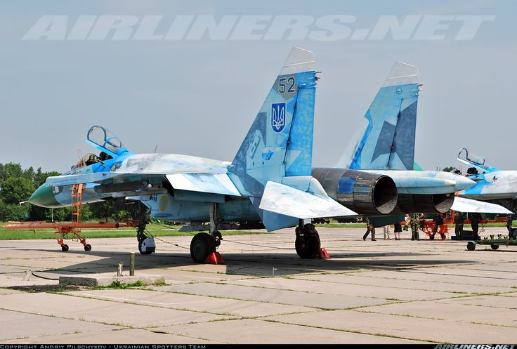 Sukhoi Su-27S - Ukraine - Air Force | Aviation Photo #2213011 | Airliners.net