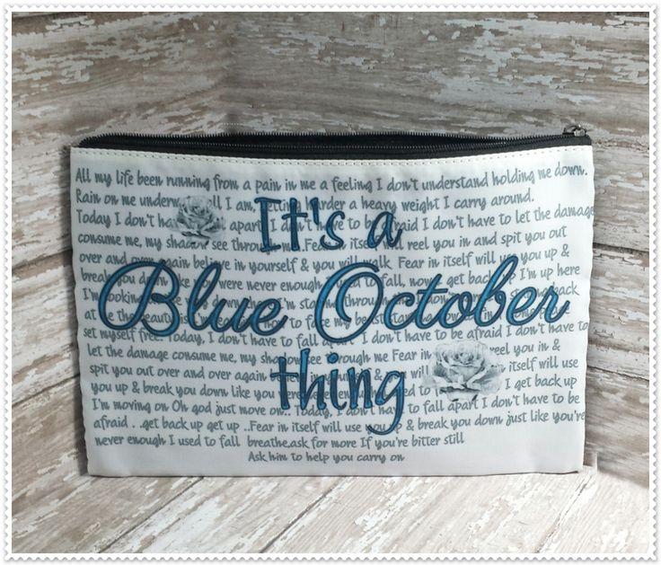 10 best I LOVE BLUE OCTOBER images on Pinterest | Blue october, Fan ...