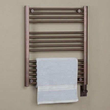 Towel warmer bathroom towels and towels on pinterest