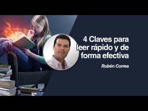LECTURA ULTRA-RÁPIDA - Triplica velocidad en 1 HORA con Alejandro Lavín - YouTube