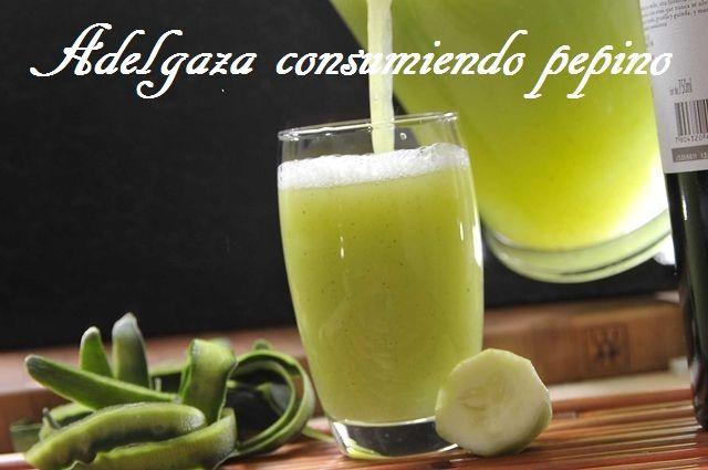 http://ayudaparaadelgazar.com/agua-de-pepino-para-adelgazar/ pepio para adelgazar