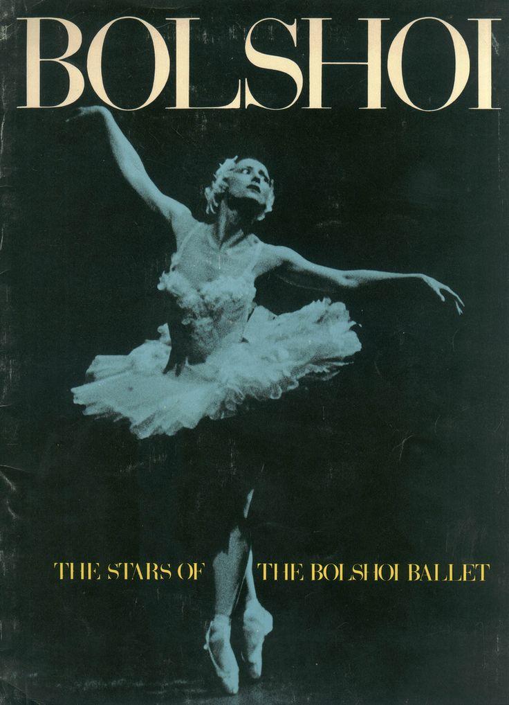 Stars of the Bolshoi Ballet 3   by Performing Arts / Artes Escénicas M. Plisetskaya