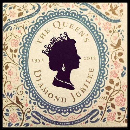 The Queen's Diamond Jubilee 2012Royal High, Diamonds Jubilant, Queens Jubilant, Forrest Illustrationcolor, Things British, Royal Memorabilia, Illustrationcolor Blue, Queens Diamonds, Diamonds Jubilee