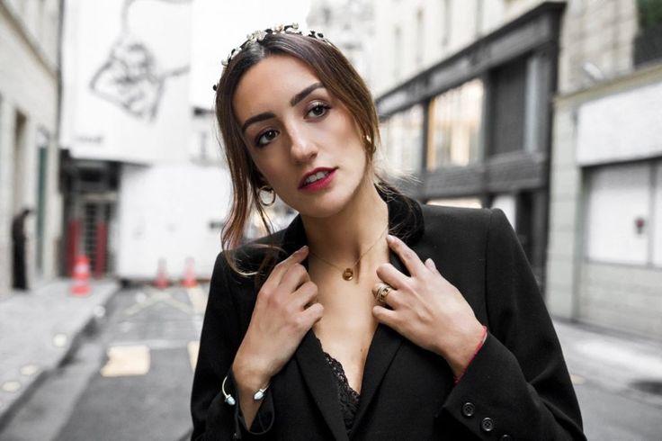 La Revue de Kenza / Kenza Sadoun el Glaoui  Inspired by Dolce & Gabbana