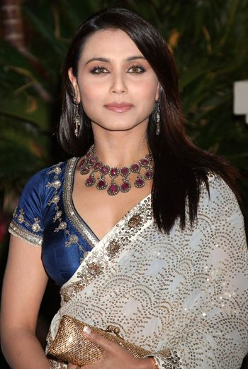 Rani Mukerji and her candid talk!