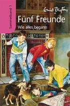 Enid Blyton - Fünf Freunde