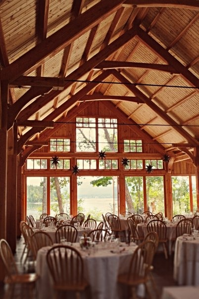 """The Pavillion"" at Overbury Resort, Thetis Island BC (photo by Kim Kalyn Photography) - Where I got married"