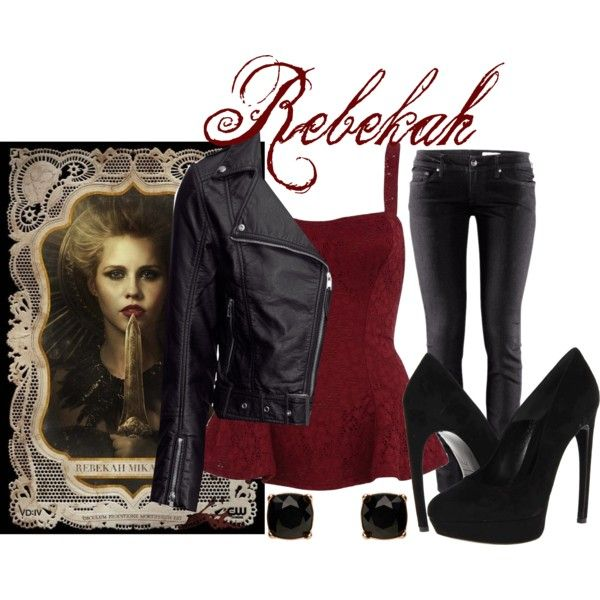 Rebekah Mikaelson Cosplay Outfits Fashion Vampire