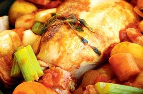 Antony Worrall Thompson's pot-roast chicken recipe - goodtoknow