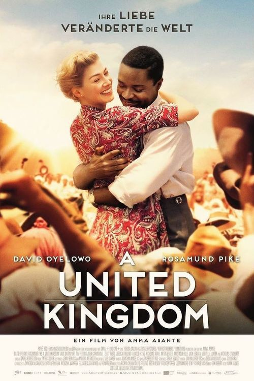 A United Kingdom 【 FuII • Movie • Streaming