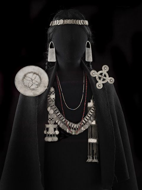 Mapuche jewelry - Chile