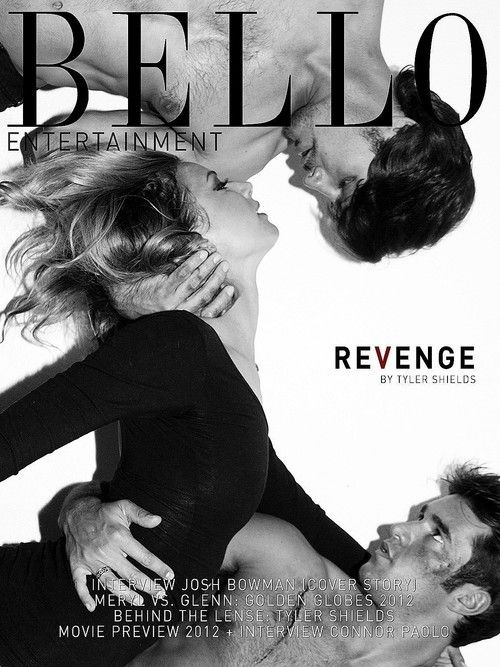 Revenge Cast - jack-and-amanda-emily Photo