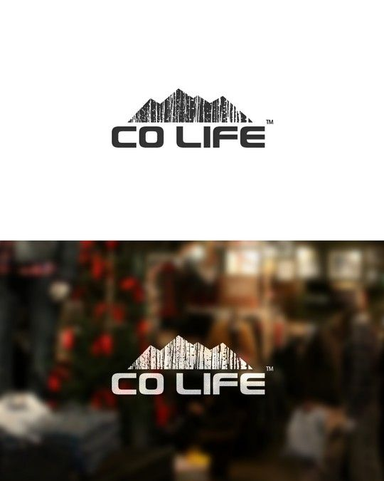 Create a new clothing line logo for CO Life! by Dream Inspired