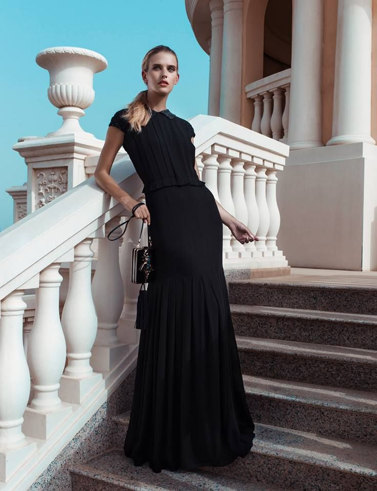 Sumarie Talken in Marie Claire Magazine Dubai
