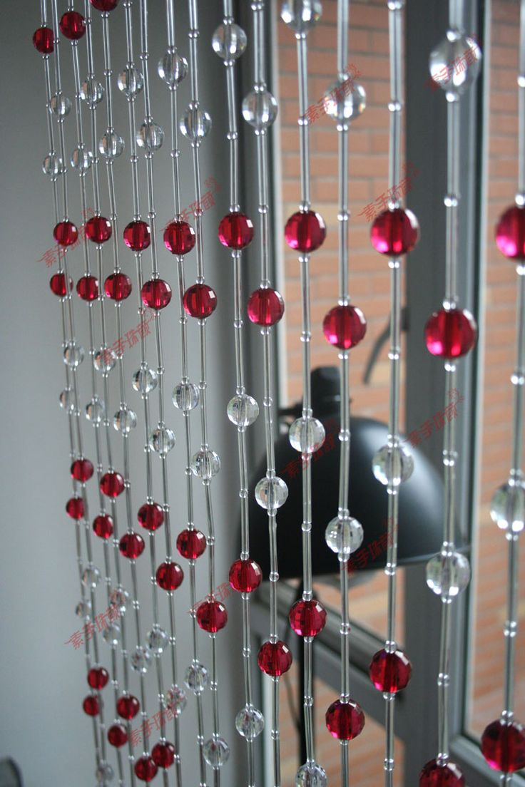 127 Best Images About Beaded Curtains On Pinterest Bead