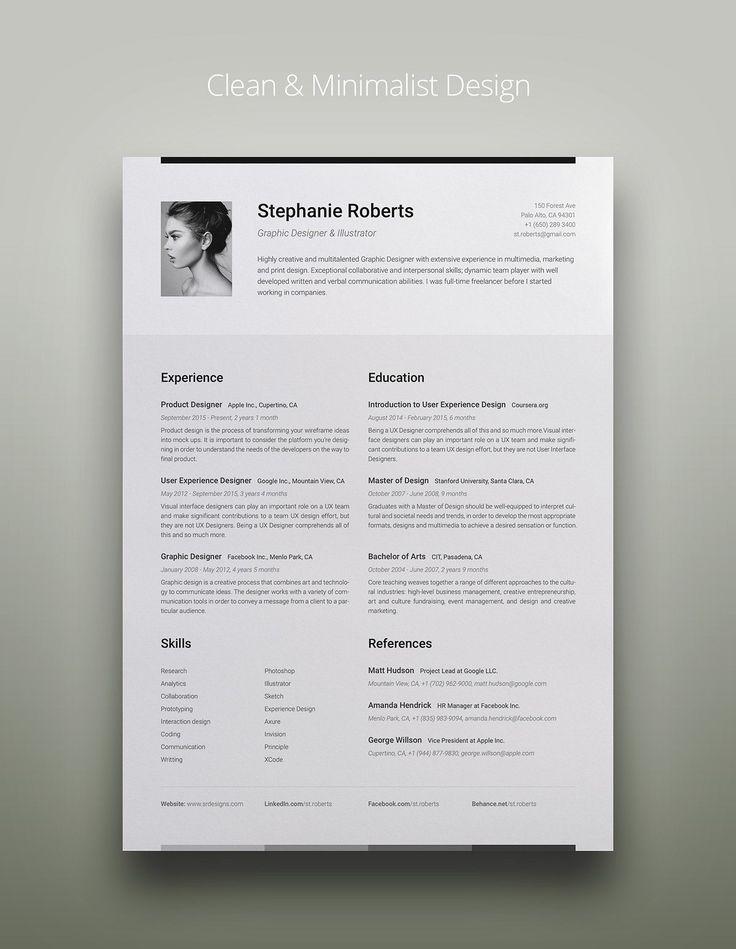 Professional Resume 1 HCG 54 best Go