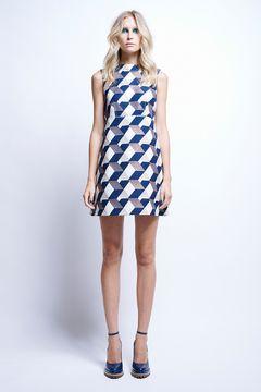 Quantum Fitted Dress
