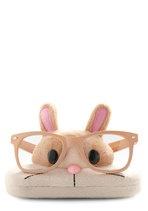 See Creature Glasses Companion in BunnyGlasses Cases, Creatures Glasses, Glasses Companion, Japanese Gift, Bunnies Modclothcom, Eyeglasses Holders, Bunnies Glasses, Bunnies Eyeglasses, Modcloth Com