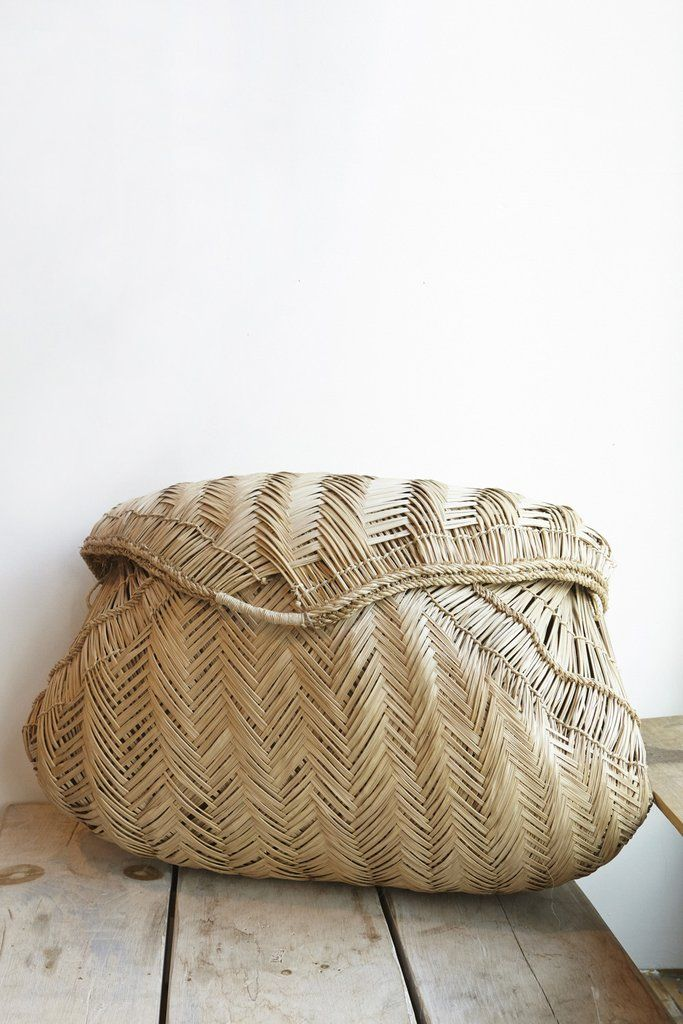 Woven Basket Pinterest : Best images about baskets wire grid shell woven on