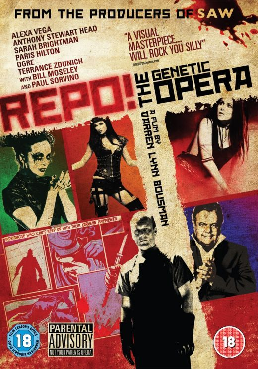 12 Best Repo The Genetic Opera Images On Pinterest Repo The