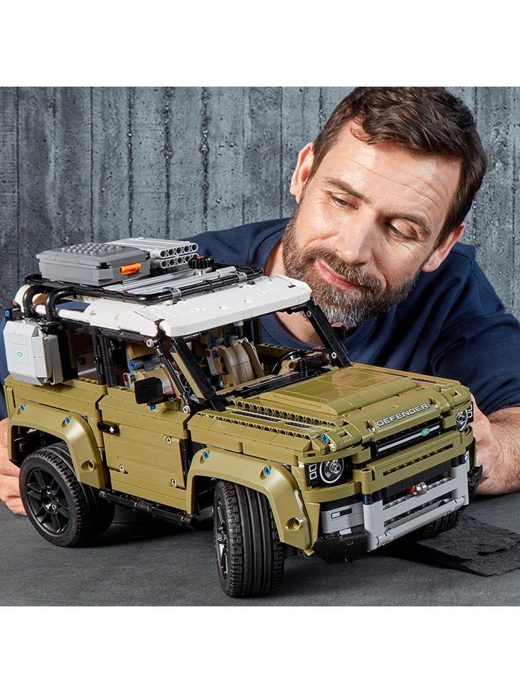 LEGO Technic 42110 Land Rover Defender Land rover