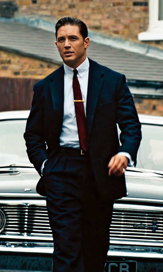 Tom Hardy ~ From his dual role in 'Legends' he plays English twin gangsters ~ Interesting Period Movie & They Nailed It!~~~