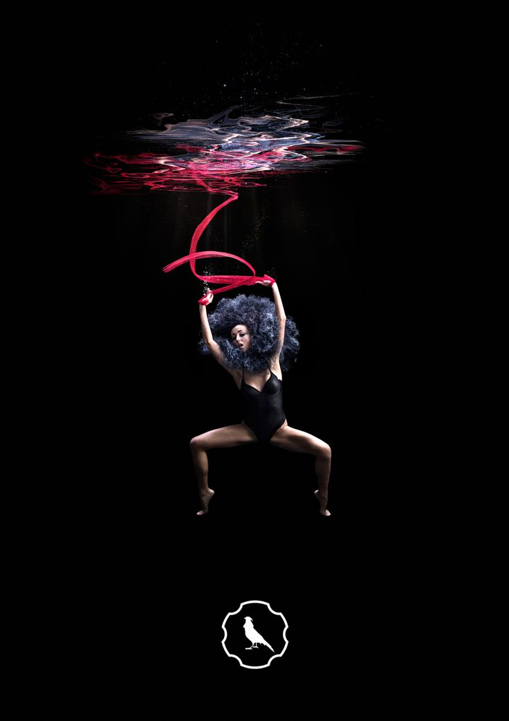 French Revolver Studiocommissioned me recently to collaborate on a     project to showcase a night of art, dance and fashion.The idea was to     create a series of unusual images to cut through the clutter of street     posters and grab consumers attention. We had an idea of shooting