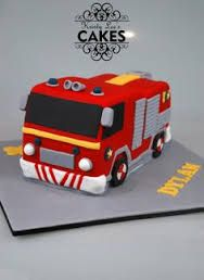 fireman sam cake tutorial - Google Search