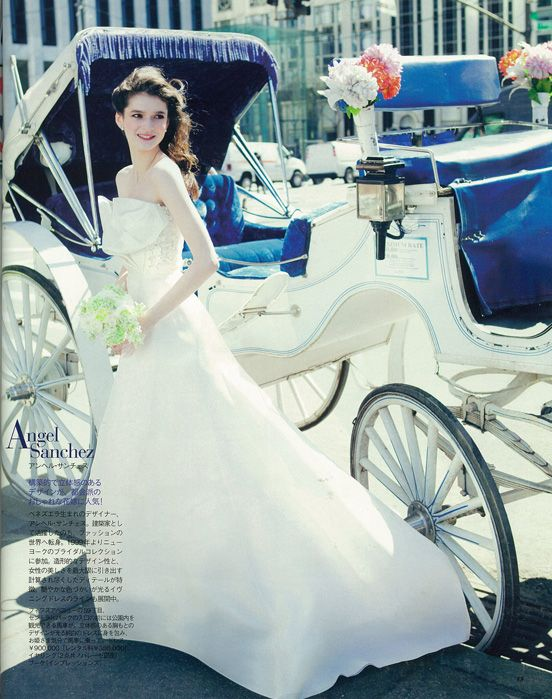 #NOVARESE #25ansウエディング #wedding #dress #wedding dress #ANGEL SANCHEZ #ノバレーゼ #ウエディング #ウエディングドレス #アンヘル・サンチェス