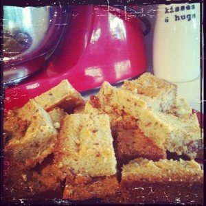 Holly Jolly Christmas - Gluten free, grain free, soy free, egg free Shortbread